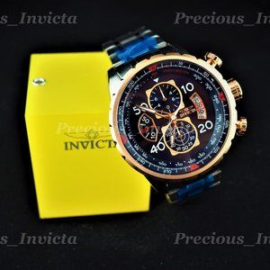 Invicta Men's 48mm Aviator Japanese Quartz Watch